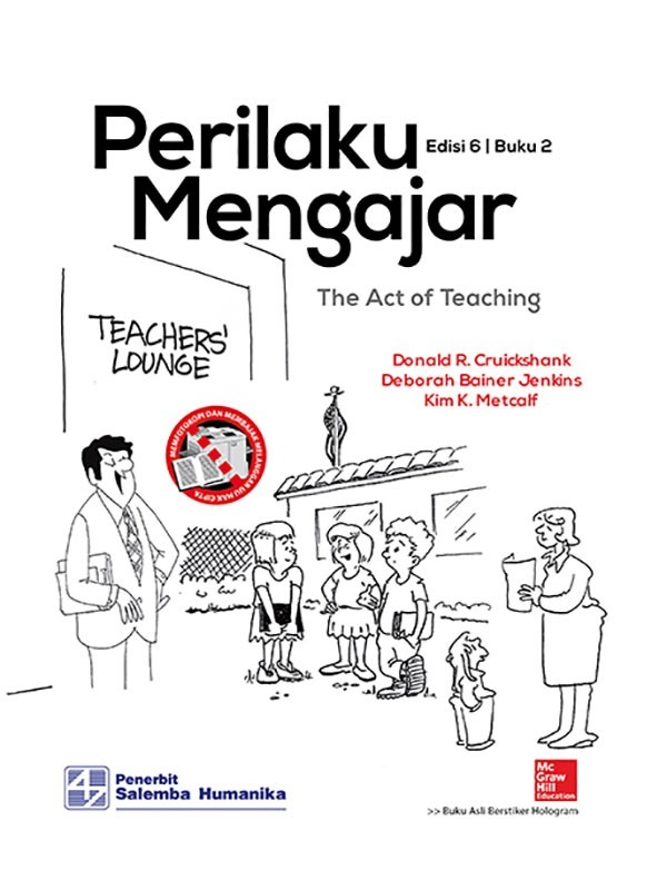 Perilaku Mengajar (e6) 2/Cruickshank (BUKU SAMPEL)
