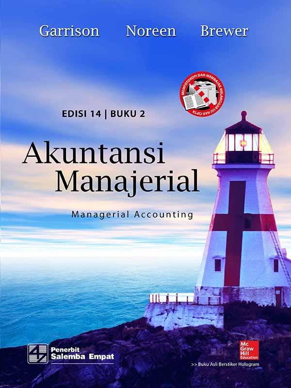 Akuntansi Manajerial (e14) 2-Koran/Garrison (BUKU SAMPEL)