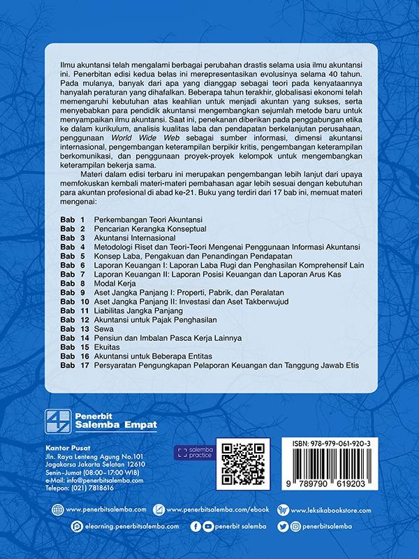 Teori Akuntansi Keuangan: Teori dan Kasus (e12)/Schroeder, dkk