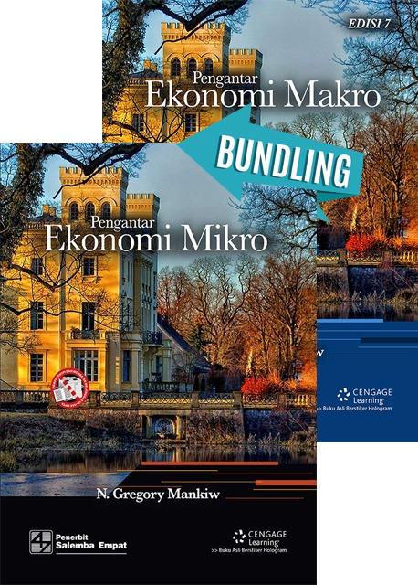Pengantar Ekonomi Mikro Edisi 7 dan Makro Edisi 7/Mankiw