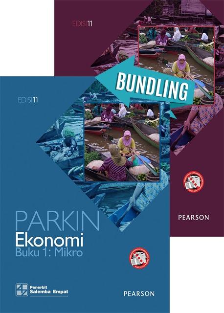 Ekonomi Mikro Buku 1 dan Makro Buku 2 Edisi 11/Parkin