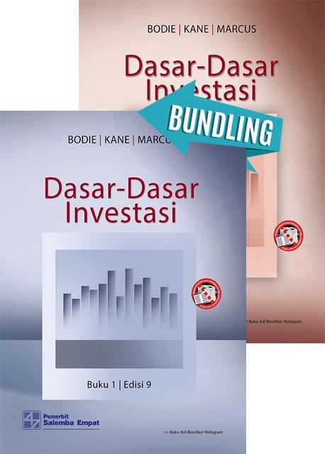 Dasar-Dasar Investasi Edisi 9 Buku 1 dan Buku 2/Bodie-Kane