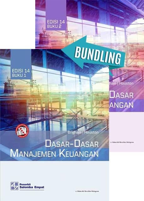 Dasar-Dasar Manajemen Keuangan Buku 1 dan Buku 2 Edisi 14/Brigham