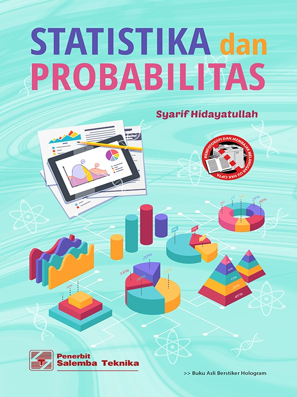 Statistika dan Probabilitas/Syarif Hidayatullah