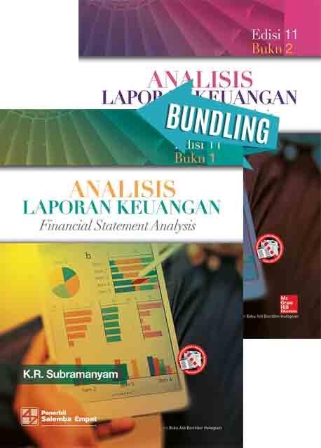 Analisis Laporan Keuangan Edisi 11 Buku 1 dan Buku 2 /Subramanyam