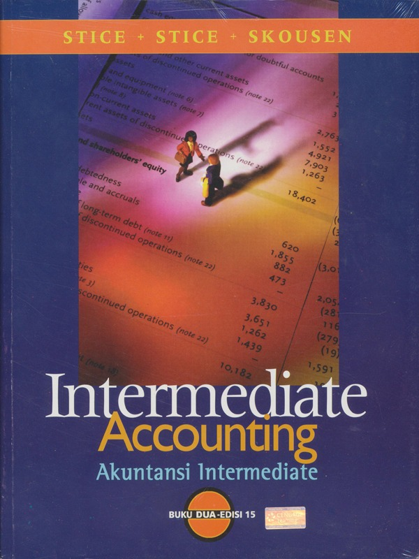 Akuntansi Intermediate 2 (e15)-Koran/Skousen, Stice