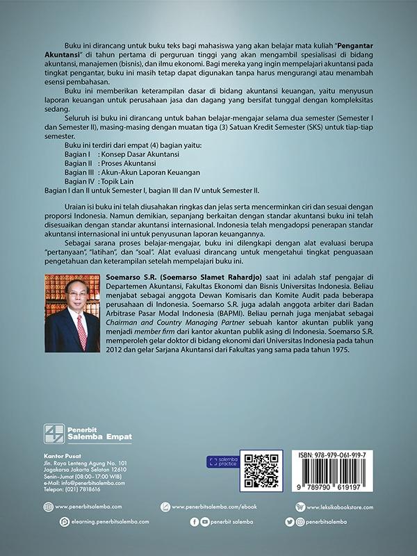 Akuntansi Suatu Pengantar (e6)/Soemarso SR