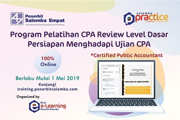 Program Pelatihan CPA Review Level Dasar