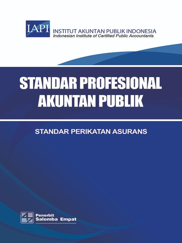 Standar Perikatan Asurans [SPA3000,3400,3402,3420]/IAPI