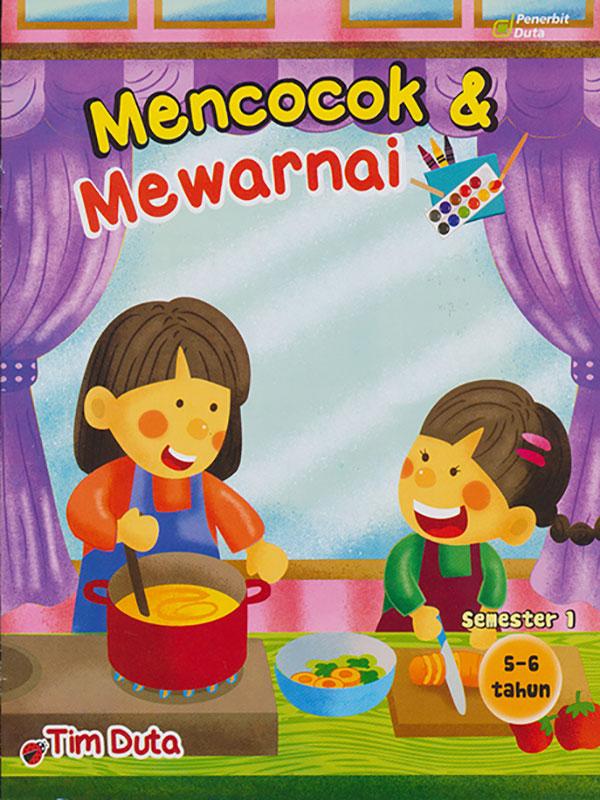 MENCOCOK DAN MEWARNAI 5-6/1