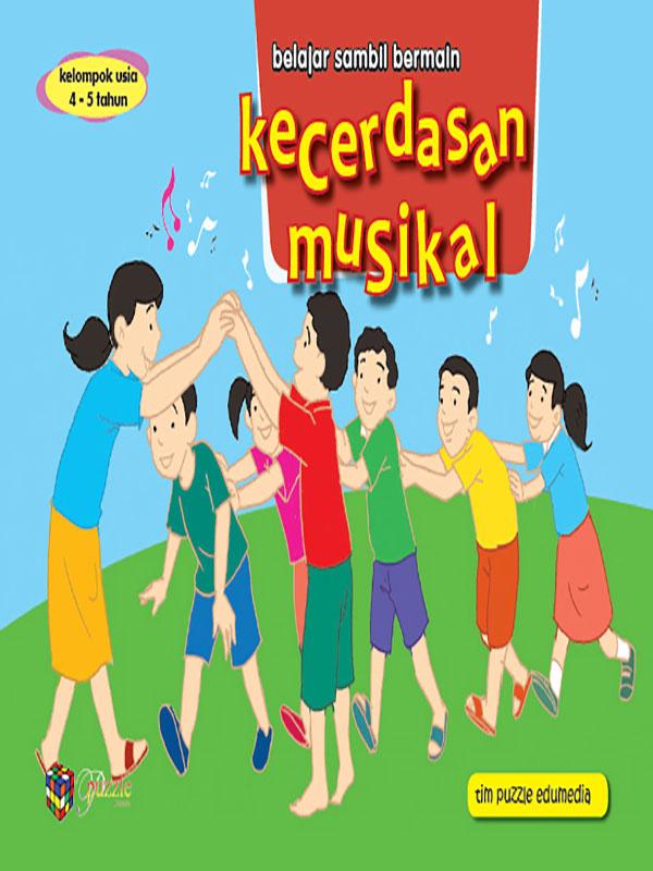 Buku Kecerdasan Musikal  4-5Th