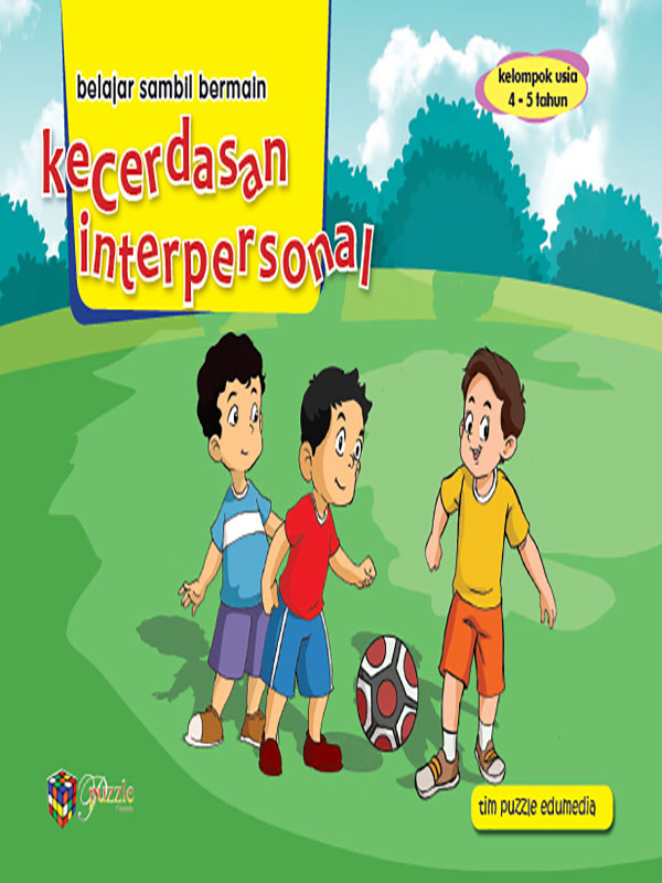 Buku Kecerdasan Intrapersonal  4-5 Th