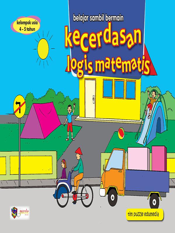 Buku Kecerdasan Logis Matematis 4-5 Th