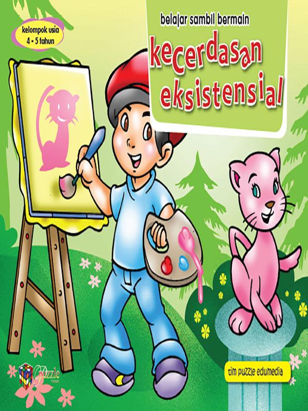 Buku Kecerdasan Eksistensial 4-5 Th