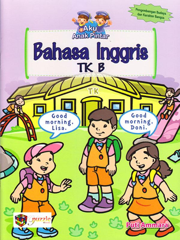 Bahasa Inggris TK B