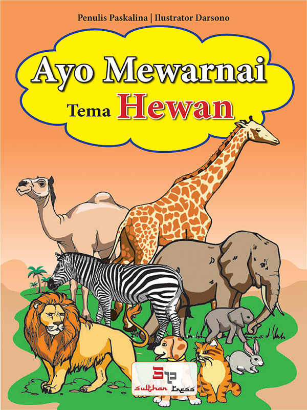 Ayo Mewarnai - Hewan