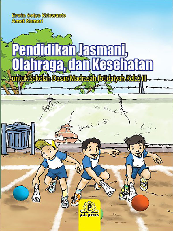 Pendidikan Jasmani- Olahraga dan Kesehatan III