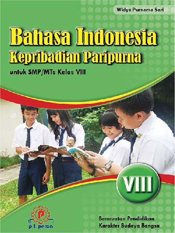 BAHASA INDONESIA VIII